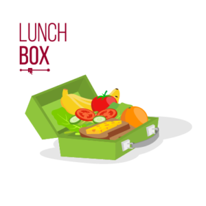 Lunch Box Tickets